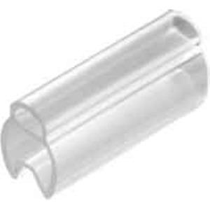 Leitermarkierer 20 x 14 mm TM 205/20 V0 PVC transparent