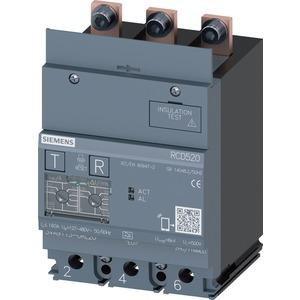 Differenzstrom-Schutzgerät RCD520 Basic RCD Typ A unten angebaut