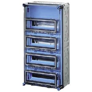 MI Automatengehäuse MI 1444 MI-Automatengehäuse 48TE 300x600x170mm