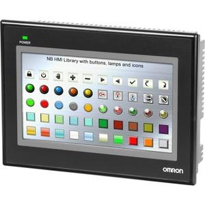 Touch-Panel Serie NBxx 7Z TFT serielle Schnittstelle Ethernet