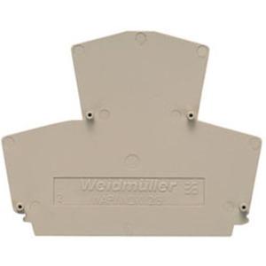 Weidmüller Abschluss- und Zwischenplatte WAP WDK2.5