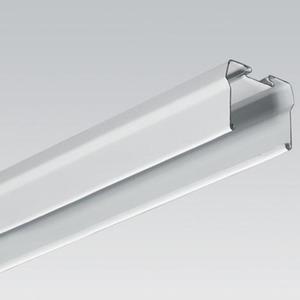 Montageschiene für FR-Leuchten aus Stahl verzinkt