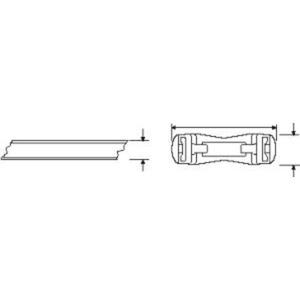 Verschlussstück KR8/C5 KR8/C5 HS Natur 200 ST ME