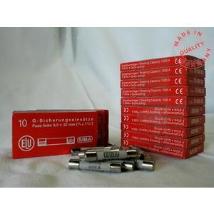 G-Sicherung flink 415V 25A 6,35x32mm
