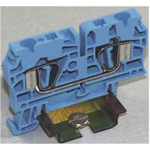 Durchgangs-Reihenklemme ZDU 4 BL