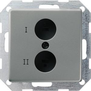 Stereo-Lautsprecher Steckdose für E22 Edelstahl