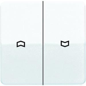 Wippe Symbole für Jalousie-Wippschalter Jalousie- und Taster BA 2-fach