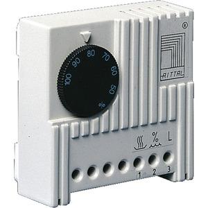 Hygrostat - Kontaktbestückung 1poliger Umschaltkontakt (Wechsler)