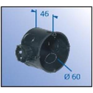 Schalterdose 1055-04 Unterputz rund Gerätedose Ø 60 mm Tiefe 46mm