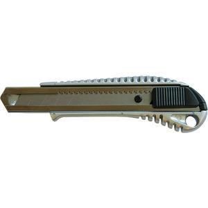 Cuttermesser aus Metall Klinge 18 mm