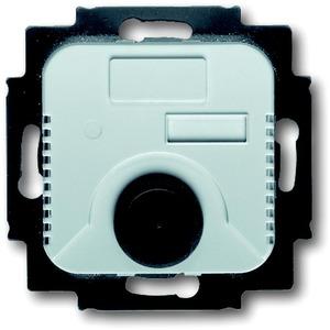 UP Raumtemperaturregler-Einsatz mit Öffnerkontakt und Schalter für NA