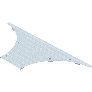 Deckel Anbau-Abzweigstück Weitspann-System 110 und 160 B200 mm St FS