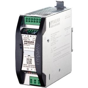 Schaltnetzteil Emparro 1PH IN 100-240VAC OUT 24-28VDC 2,5A Power Boost