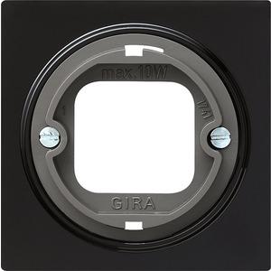 Abdeckung Lichtsignal Bajonett für S-Color schwarz