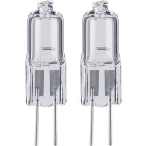Halogenlampe Stiftsockel 2x10W G4 12V klar