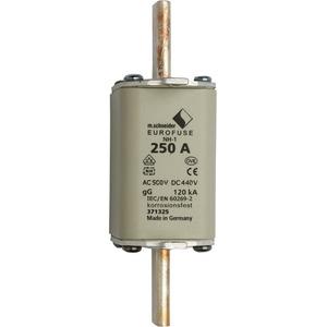 NH-Sicherungseinsatz EUROFUSE gG AC 500V Größe 1 200 A