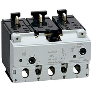Überstromauslöser VL400 3pol. Anlagenschutz Thermo magnetisch LI IR=25