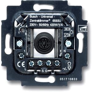 Unterputz Geräte Dimmer min. 60 W/VA max. 420 W/VA