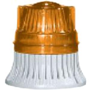 Dauerlichtleuchte ML F MT 5W Glühlicht IP54 orange