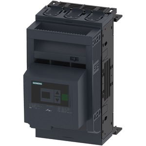 Sicherungslasttrennschalter 3-polig NH00 160A 60mm Sammelschienensys