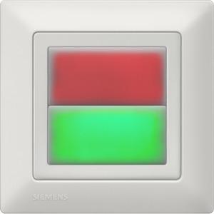 DELTA M-System Lichtsignal 1-fach 1W 90-240V Lichtfarbe grün