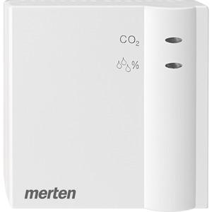 KNX CO2- Feuchte- und Temperatursensor AP