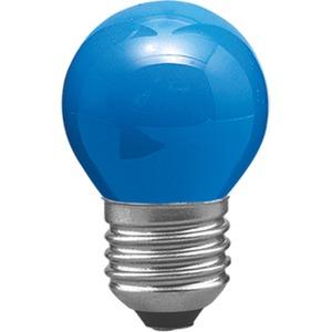 Tropfenlampe 25W E27 Blau