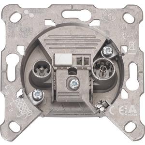 Antennen Steckdose BK-Einzeldose 2fach