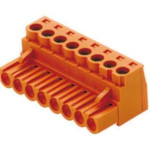 Leiterplattensteckverbinder BLZ 5.08/02/180 SN OR BX