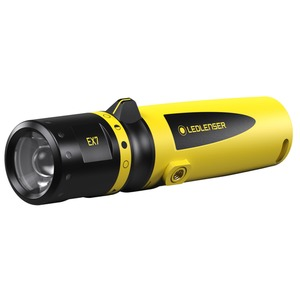 EX7 LED Taschenlampe EX-geschützt 3xAA Batterie max. 200 lm