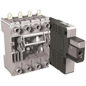Leistungsschalter Unterteil Ausfahrbar XT4 W FP 4-polig EF