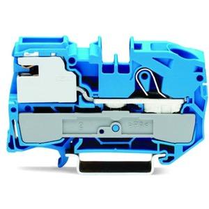 1-Leiter-N-Trennklemme 0,5 - 16 mm² blau