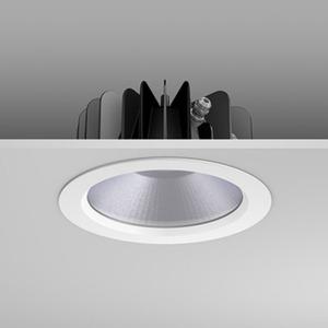 Einbaudownlight LEDONA 30,7W 3000lm 3000K D230 89° IP65 ohne Konverter