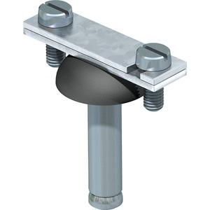 Abstandhalter für Erdleiter 30mm St G