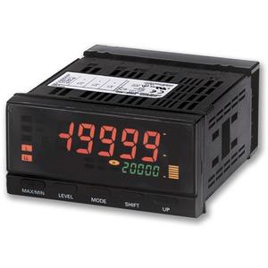 Analoge Vergleichsanzeige: Eingänge 2 x DC Spannung oder Strom