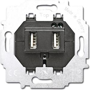 Unterputz Einsätze USB-Netzteil Einsatz