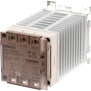 Halbleiterrelais 3-phasig 180-528VAC / 15A Ansteuerung 9,6-30VDC