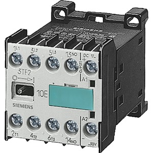 Schütz S00 3pol. AC-3 4kW/400V, Hilfsschalter 01E (1NC)