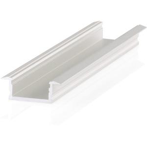 LED Einbauprofil YT01 Alu eloxiert max. 10 W/m