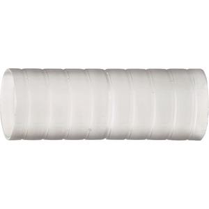 Kunststoff Steckmuffe 20 transparent Rille