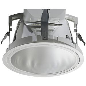 Einbaudownlight für Kompaktleuchtstofflampen Nitor kit G24q-2 EVG