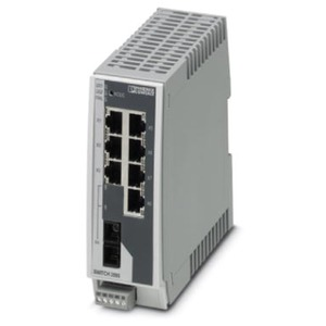 Industrial Ethernet Switch - FL SWITCH 2207-FX SM