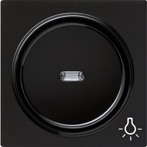 Wippe Kontroll Symbol Licht für S-Color schwarz