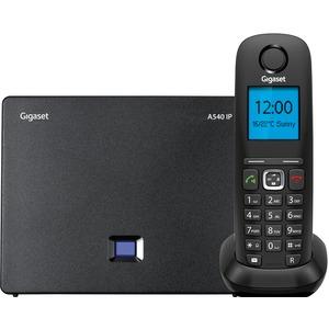 Schnurlostelefon für VoIP und analogen Anschluß A540 IP