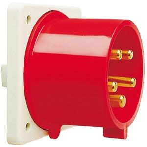 Anbaugerätestecker 32A 5P 400V 6h IP44
