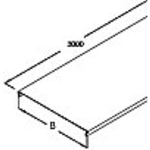 Deckel für Kabelrinne 60S 3m