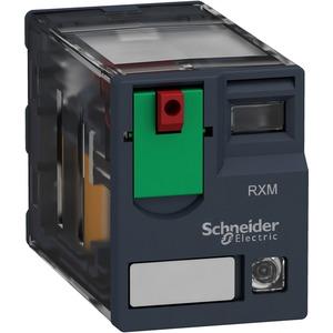 Miniaturrelais 230V AC 6A 4W RXM4AB2P7
