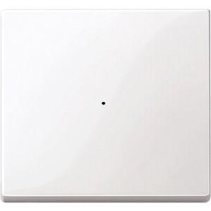 Wippe für Taster-Modul 1-fach polarweiß glänzend