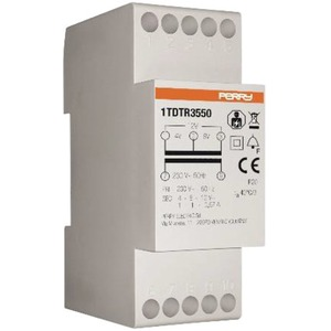 Klingeltransformator-kurzschlussfest Sekundärspannung 4-8-12 V