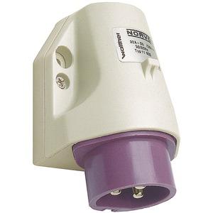 NORVO Gerätestecker 16A 2P 42V 12h IP44
